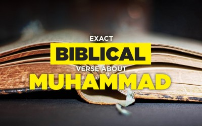 Exact Biblical Verses about Muhammad