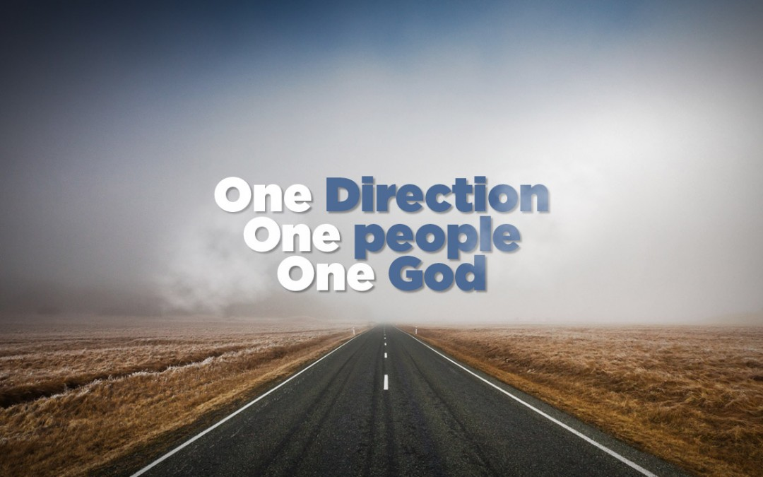 One Direction, One people, One God