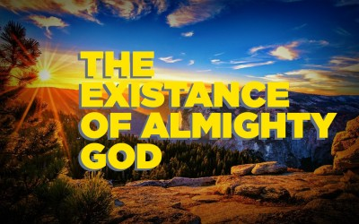 The Existence of Almighty God
