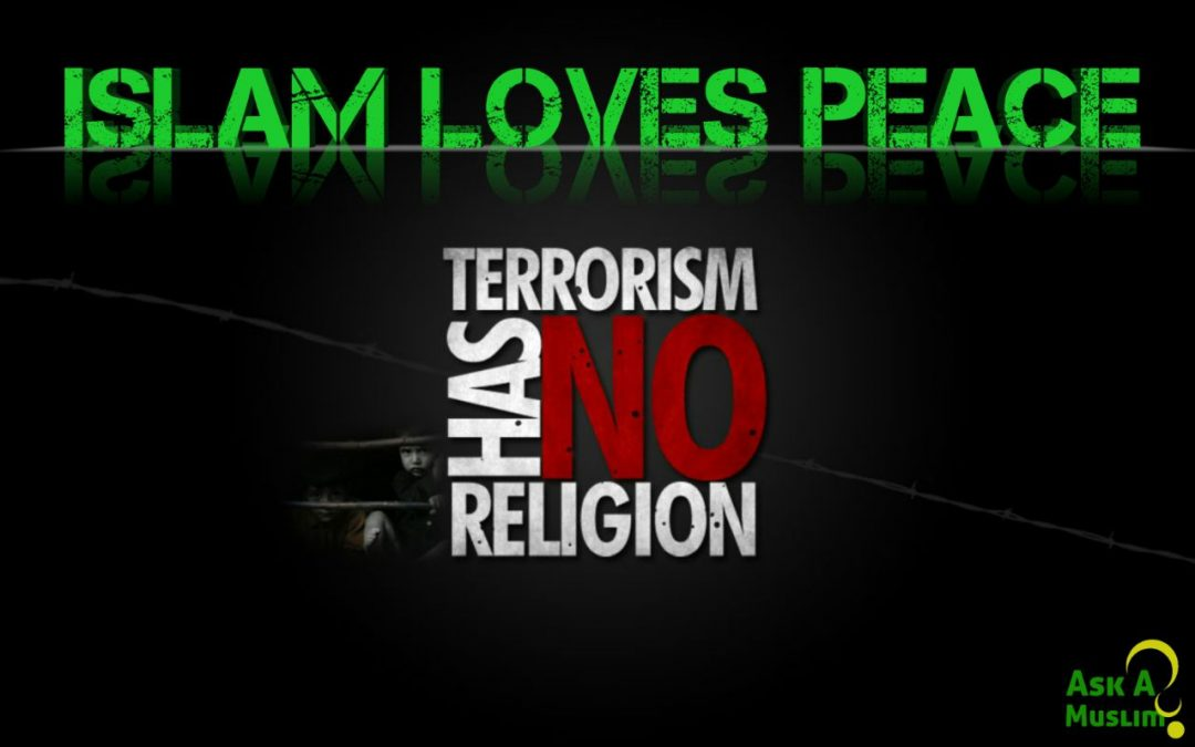 True islamic teaching are against terrorism