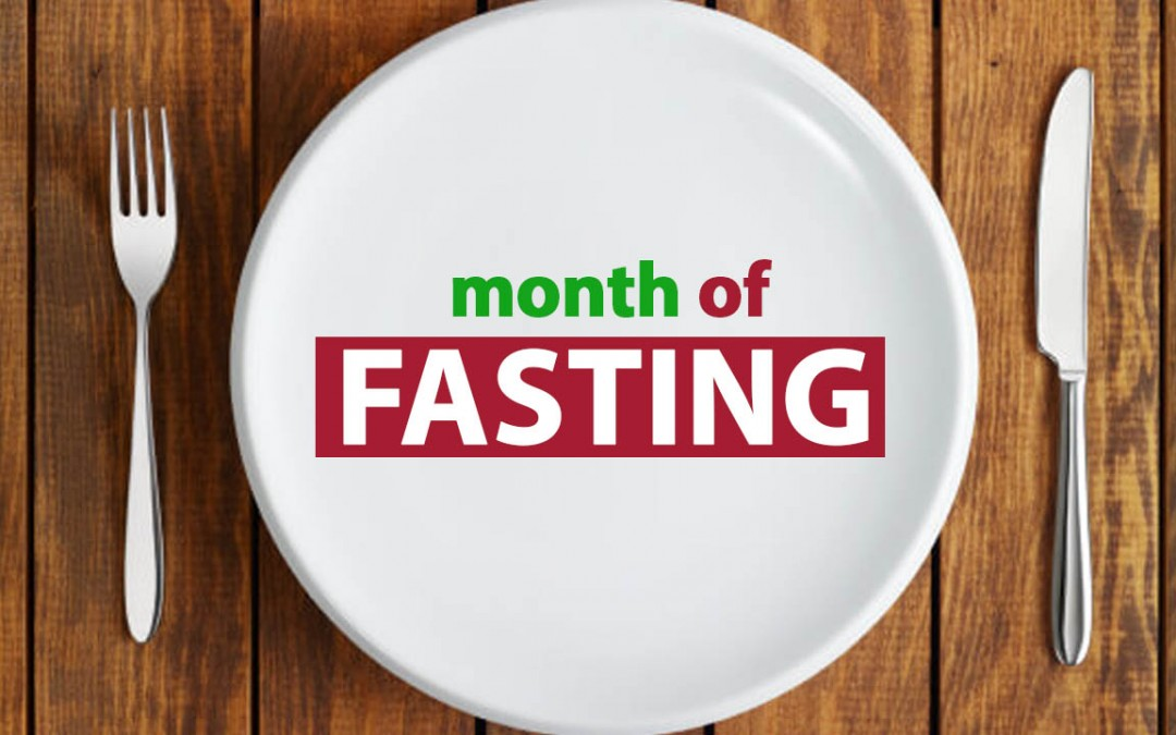 Ramadan is month of fasting for all prophet