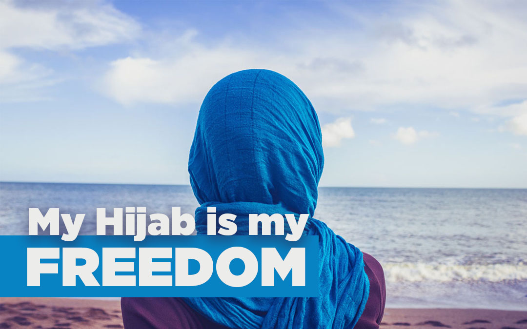 My Hijab is My Freedom!