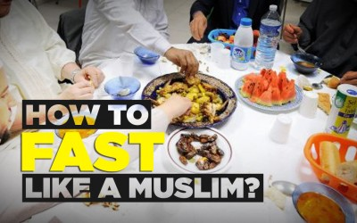 How to Fast Like a Muslim? A non-Muslim Guide