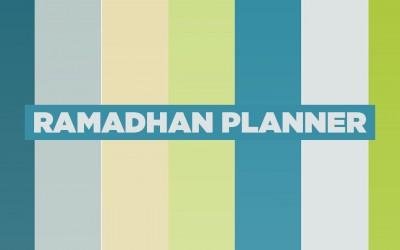 Ramadhan Planner