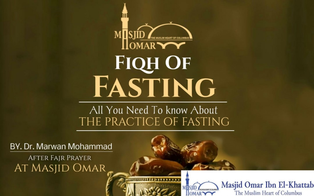 Fiqh Of Fasting – All You Need To Know About The Practice Of Fasting