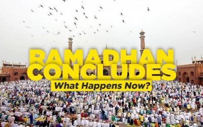 Ramadan Concludes