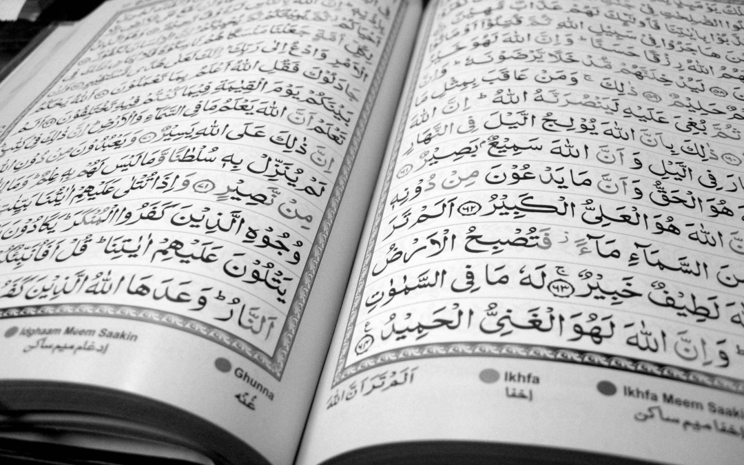 59 examples of how the Quran tells Muslims to behave