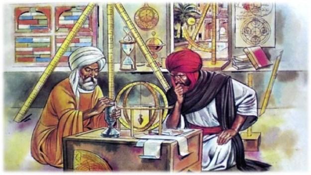 Contribution des musulmans aux sciences