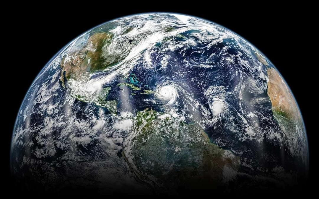 La Terre, une planète vivante