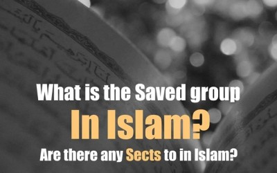 What is the saved group in Islam? Are there any sects to follow in Islam?