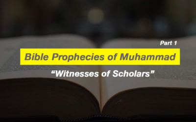 Bible Prophecies of Muhammad (Complete)